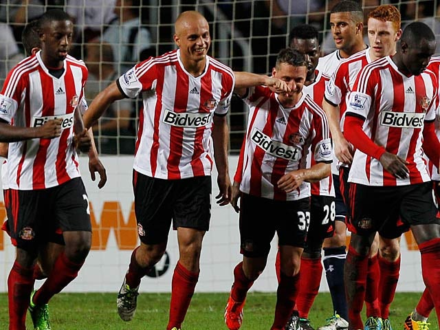 Brown ready to fight for Sunderland place