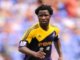 New Swansea signing Wilfried Bony makes his debut against Reading on July 27, 2013