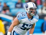 Tennessee Titans' Colin McCarthy in action on November 13, 2011