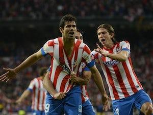 Team News: Diego Costa, Koke start for Atletico