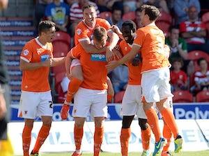 Fuller strike secures Blackpool win