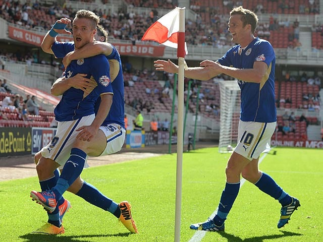Result: Second-half comeback sees Leicester beat Boro