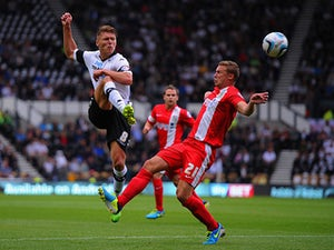 Team News: Hendrick missing for Derby County