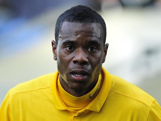 Liam Davis playing for Oxford United on March 2, 2013