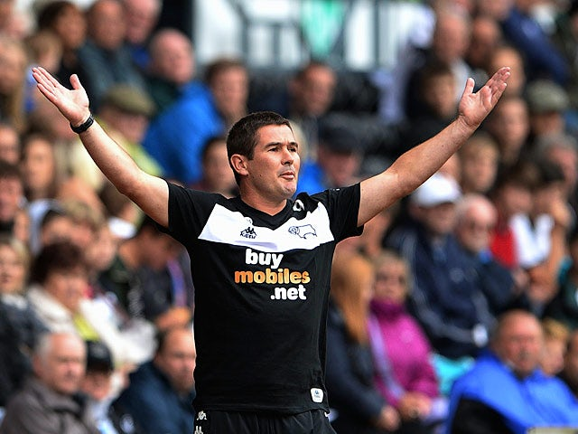 Result: Derby hit five past Millwall