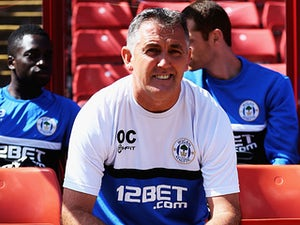 Coyle happy with Wigan display