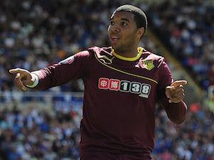 Team News: Deeney starts for Watford
