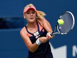 Result: Radwanska moves into quarter-finals