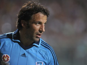 Result: Del Piero stars in Melbourne rout