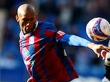 Crystal Palace's Calvin Andrew in action on March 6, 2010