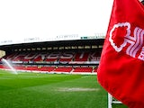 A general view of the City Ground, home of Nottingham Forest on April 7, 2012