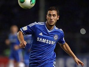 Hazard wants Chelsea clean sweep