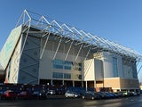 A general view of Elland Road, home of Leeds United on January 9, 2013