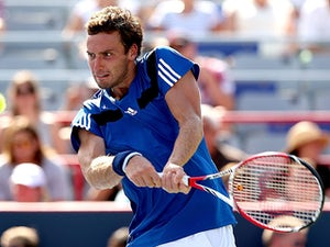 Result: Gulbis eases into Barcelona quarters