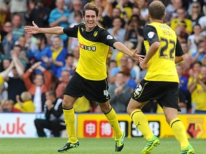 Half-Time Report: Watford lead Forest at the break