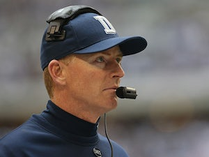 Garrett delighted with Romo display