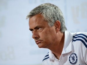 Mourinho 'angered' by lack of strikers
