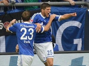Result: Schalke cruise past Hamburg