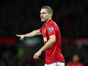Team News: Vidic drops out for United