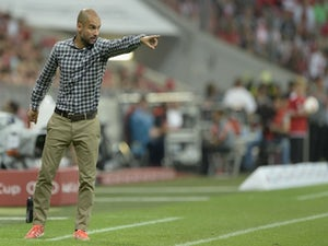 Guardiola: 'It is an honour to coach this Bayern team'