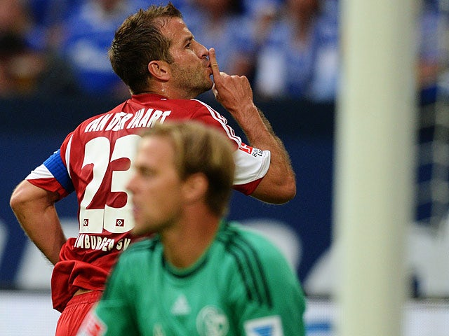 Result: Hamburg through in DFB Pokal