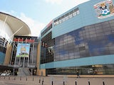 A general view of the Ricoh Arena, home of Coventry City on May 10, 2011