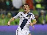 LA Galaxy captain Robbie Keane in action against Seattle Sounders on November 18, 2012