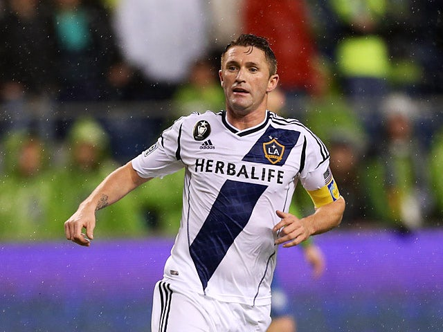 Result: Galaxy reach MLS playoffs