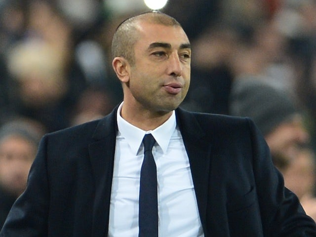 Di Matteo: 'Villa defeat is painful to take'