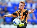 Hull City midfielder Stephen Quinn on July 27, 2013