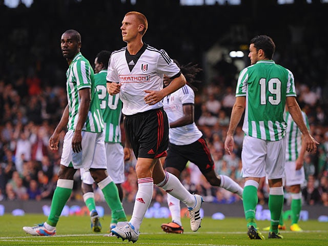 Result: Fulham draw with Real Betis