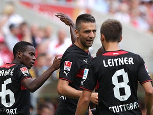 Result: Stuttgart come from behind twice to beat Hannover