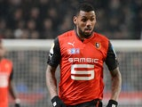 Rennes' Yann M'vila in action on January 16, 2013