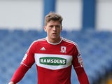 Middlesbrough's Adam Reach in action against Sheffield Wed on May 4, 2013