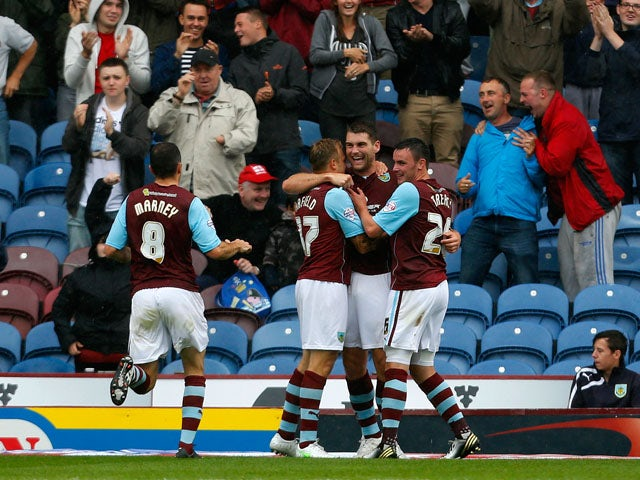Result: Burnley seal victory against Doncaster