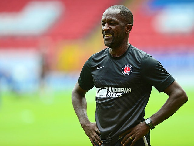Result: Charlton beat 10-man Leicester City