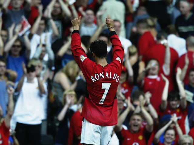 On this day: Manchester United sign Cristiano Ronaldo -