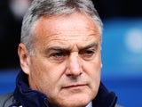 Sheffield Wednesday manager Dave Jones on March 31, 2012
