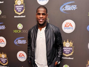 NFL player DeMarco Murray of the Dallas Cowboys arrives at EA SPORTS Madden Bowl XIX at the Bud Light Hotel on January 31, 2013