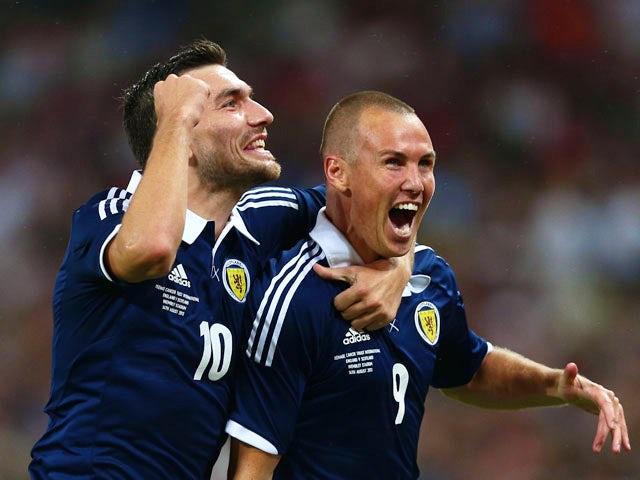 Live Commentary: Scotland 0-0 USA - as it happened