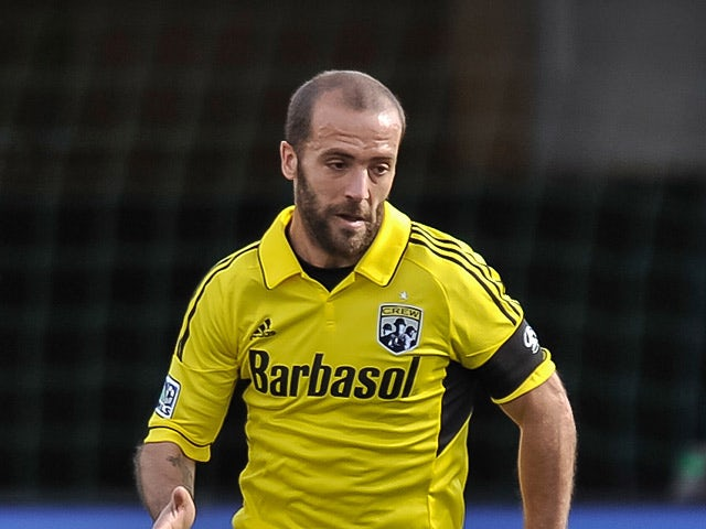 Result: Higuain helps Columbus Crew to victory