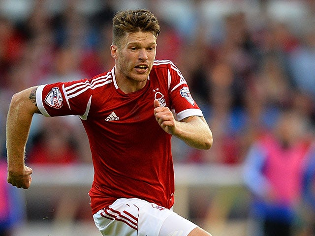 Nottingham Forest's Jamie Mackie in action against Hartlepool on August 6, 2013