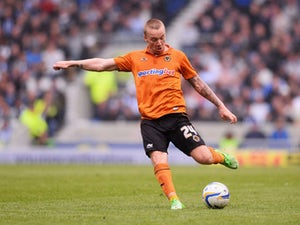 O'Hara: 'I haven't asked for money to leave Wolves'