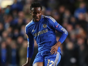 Mikel confirms move from Chelsea to China