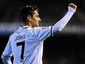Jonas fires Benfica past Moreirense
