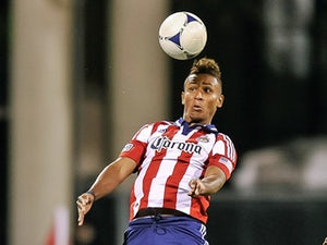 Stoke City complete Agudelo signing