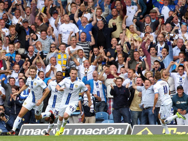 Result: Leeds come from behind to beat Ipswich