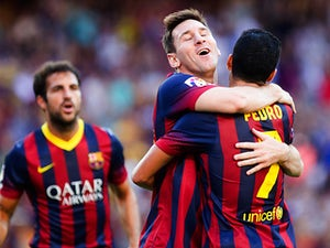 Pedro: 'Barca players want Valdes to stay'
