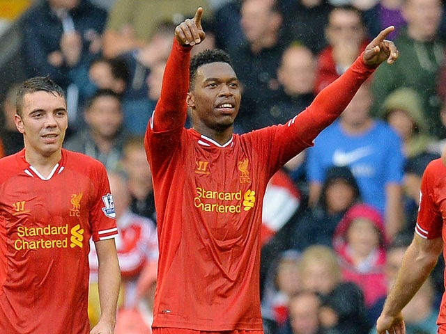 Result: Sturridge strike seals Liverpool win