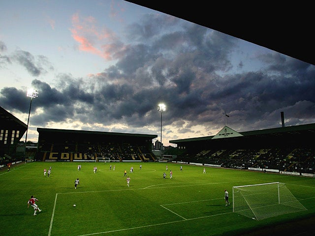 Result: Notts County edge past Oldham